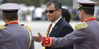 Presidente Correa Mariscal