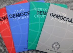 Razones de la carta democrática interamericana